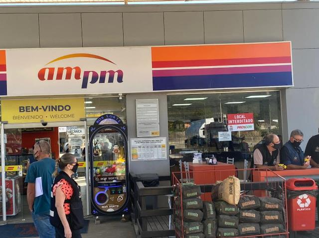 PROCON SC interdita posto que entregava quantidade de combustível menor que o adquirido pelo consumidor