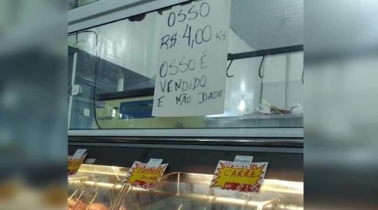 PROCON SC emite recomendação técnica proibindo estabelecimentos de venderem ossos bovinos